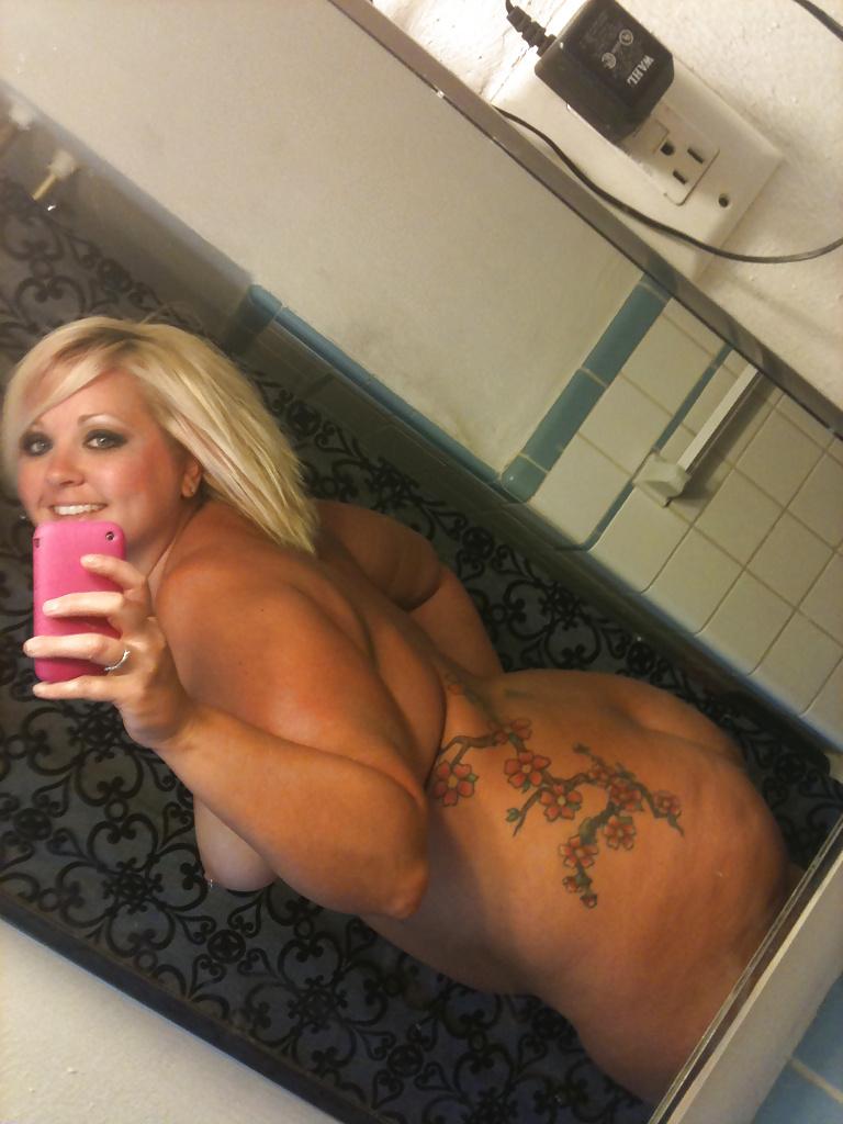 Amateur Chubby, Fat, Plumper, Bbw Homemade Selfies 2 - 50 -9815