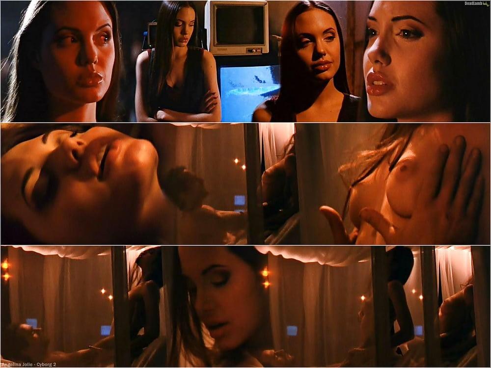 Angelina jolie naked on set smith