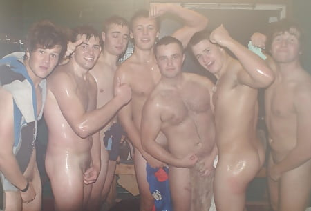 Swimsuit Nude English Rugby Team Scenes