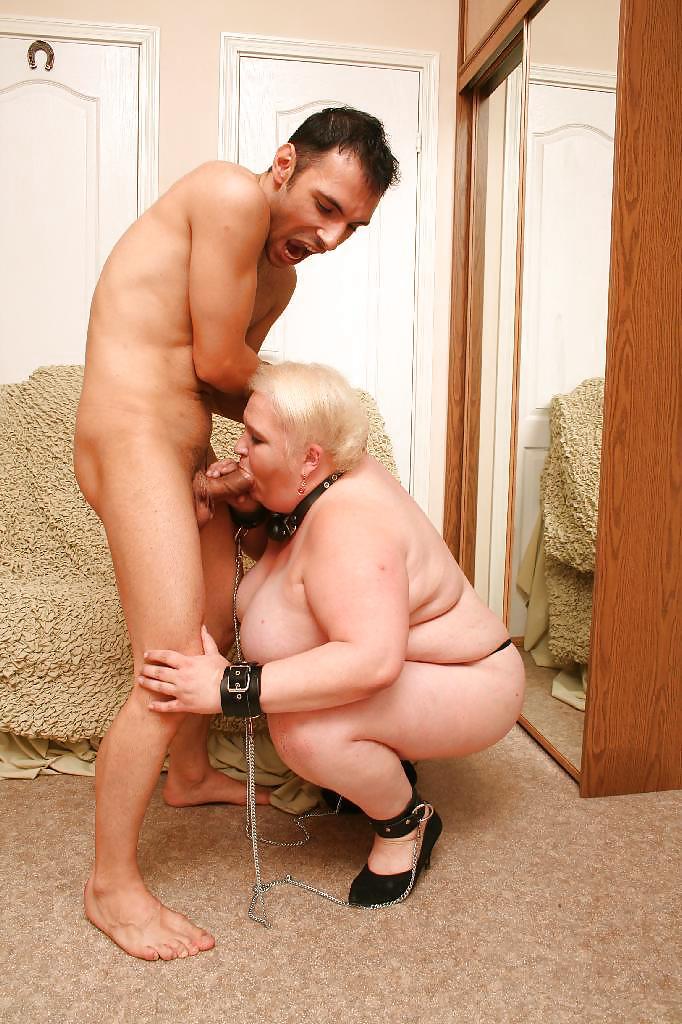 Old granny x mama