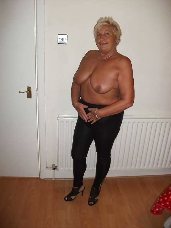 Bbw granny pictures