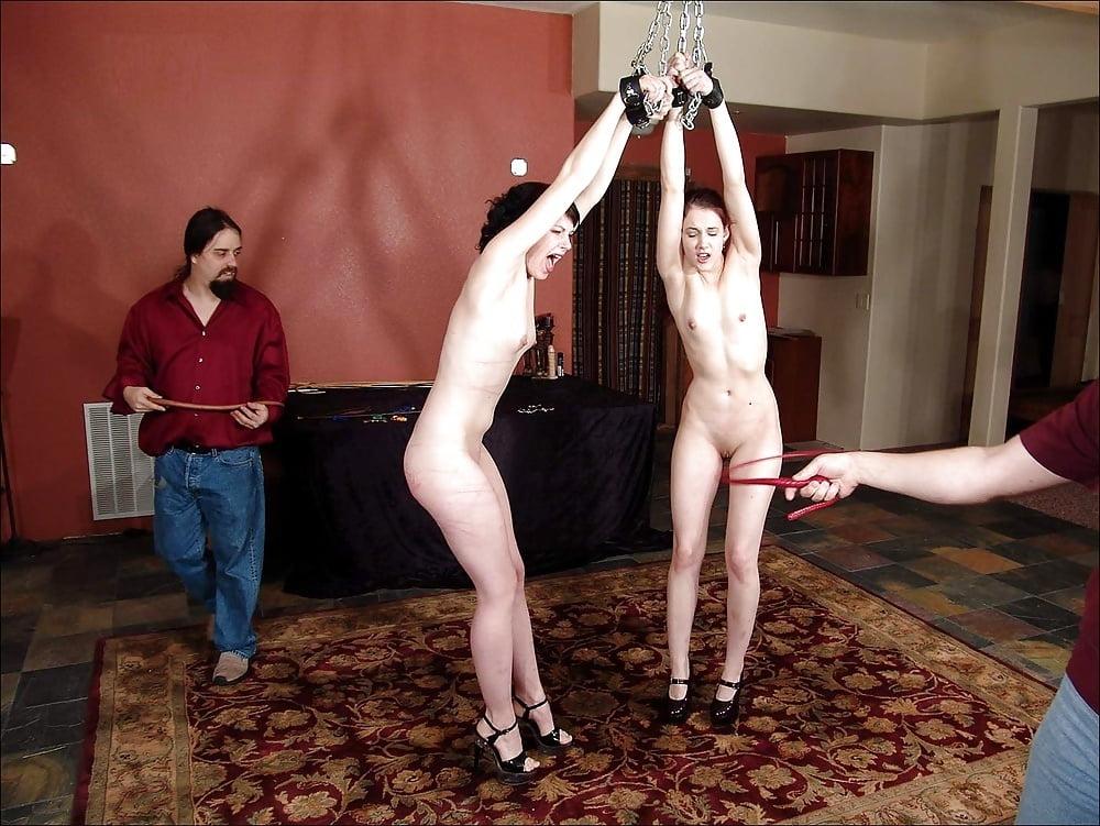 Girl girl bondage discipline