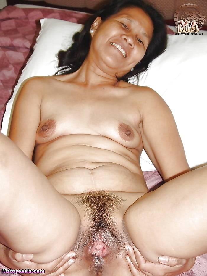 Kinky mature asian nude poses