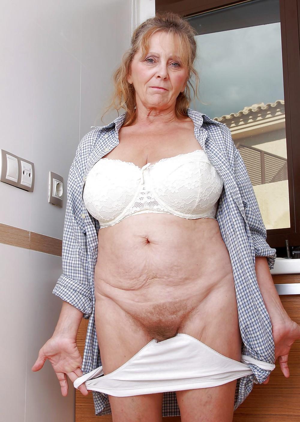 Mature older granny panty tgp — img 12