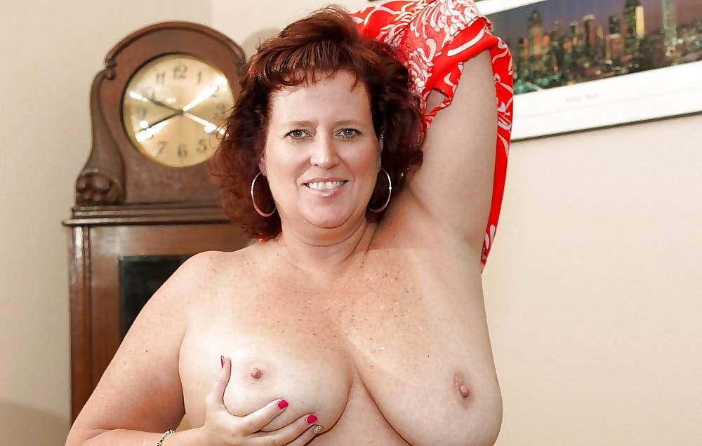 Mature Redhead Milf Dawn Marie