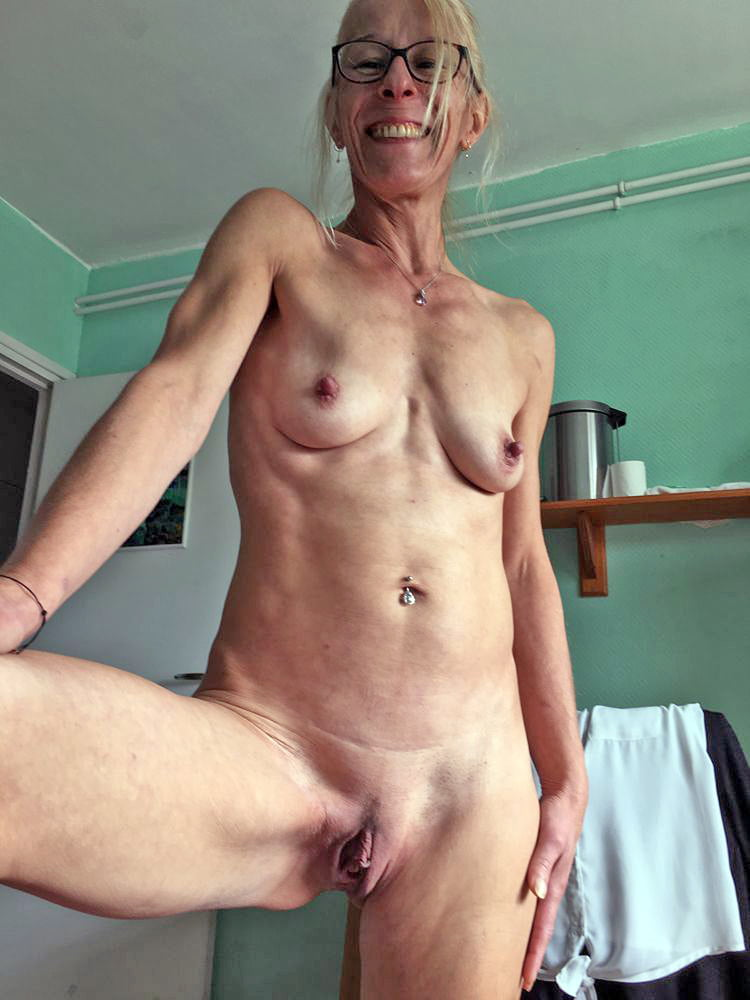 Fucking naked skinny grannies