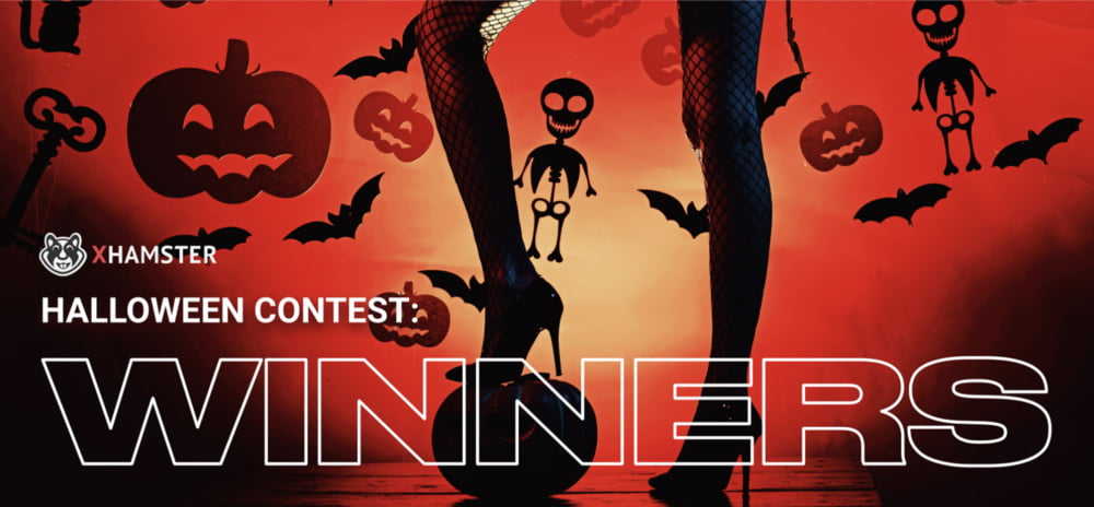 2020 xHamster Halloween Contest: results
