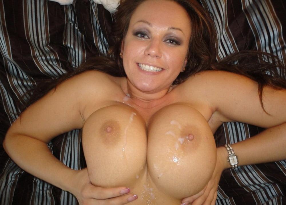 Wife tits hard nipples