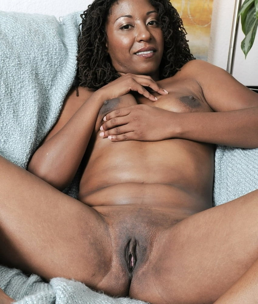 Naked old black ladies