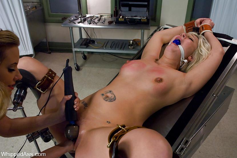 Секс эксперименты над телками — 2