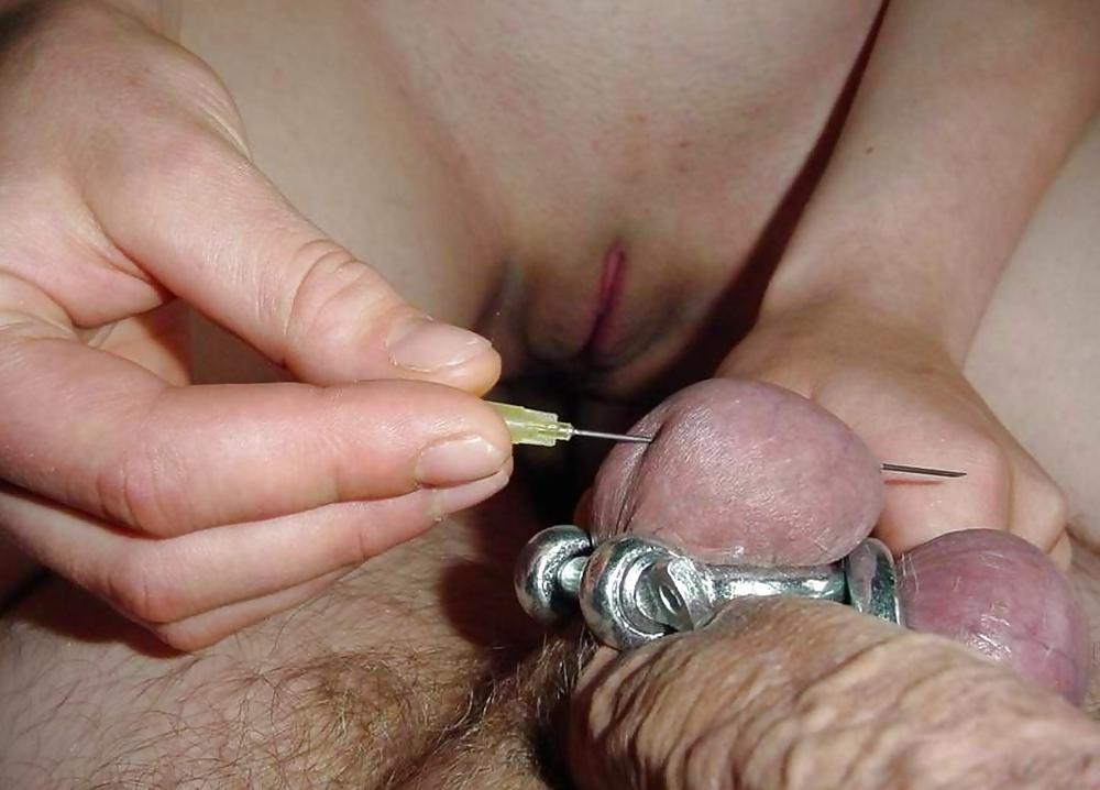 Extreme vacuum pumping nipples and clit pics