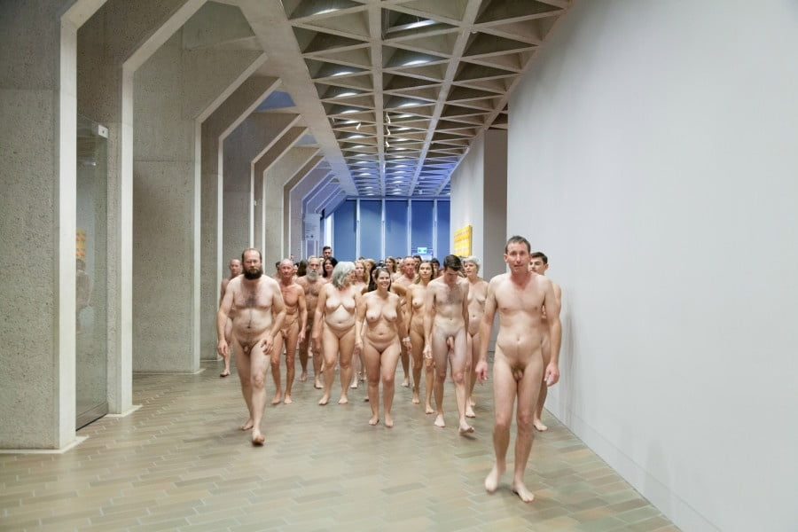 German, French Healthcare Workers Pose Nude To Protest Ppe Shortages