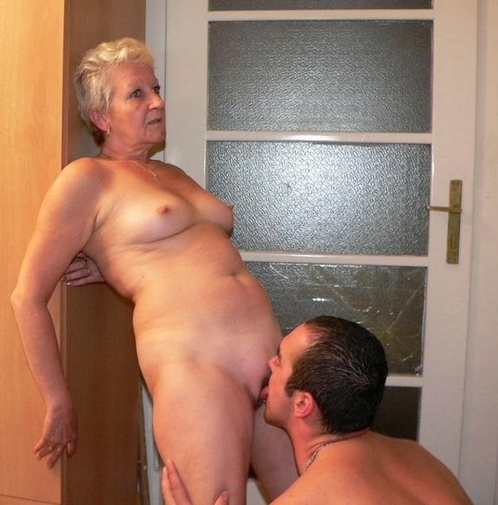 Experienced Granny Is Licking Mature Lady's Wet Pussy, Free Porn