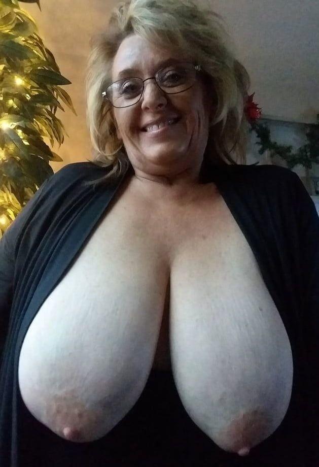 Big boob grandma naked