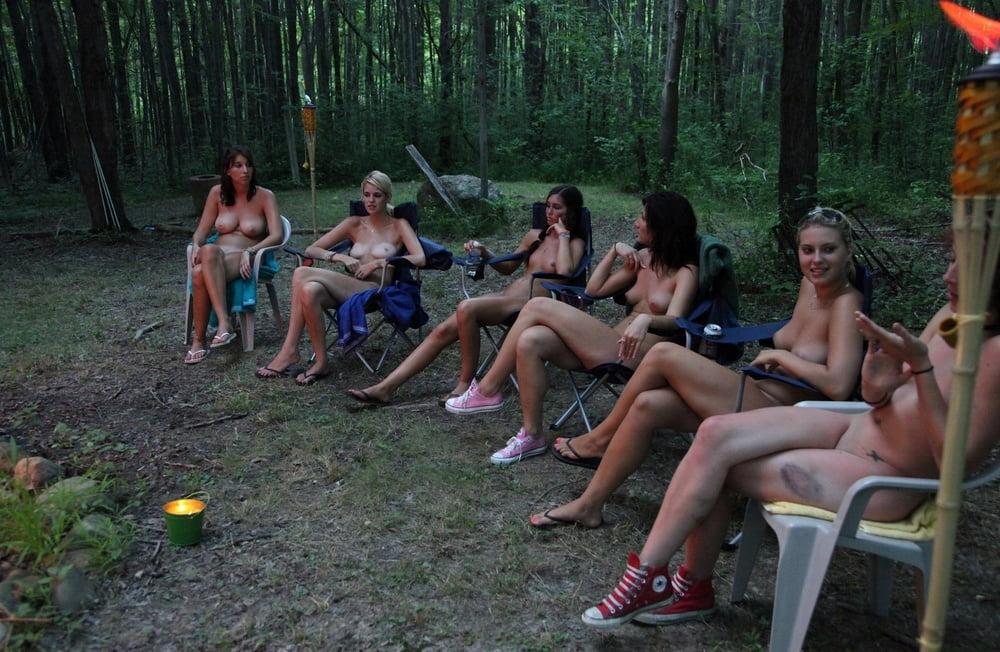 Gif band camp nude girls masterbating