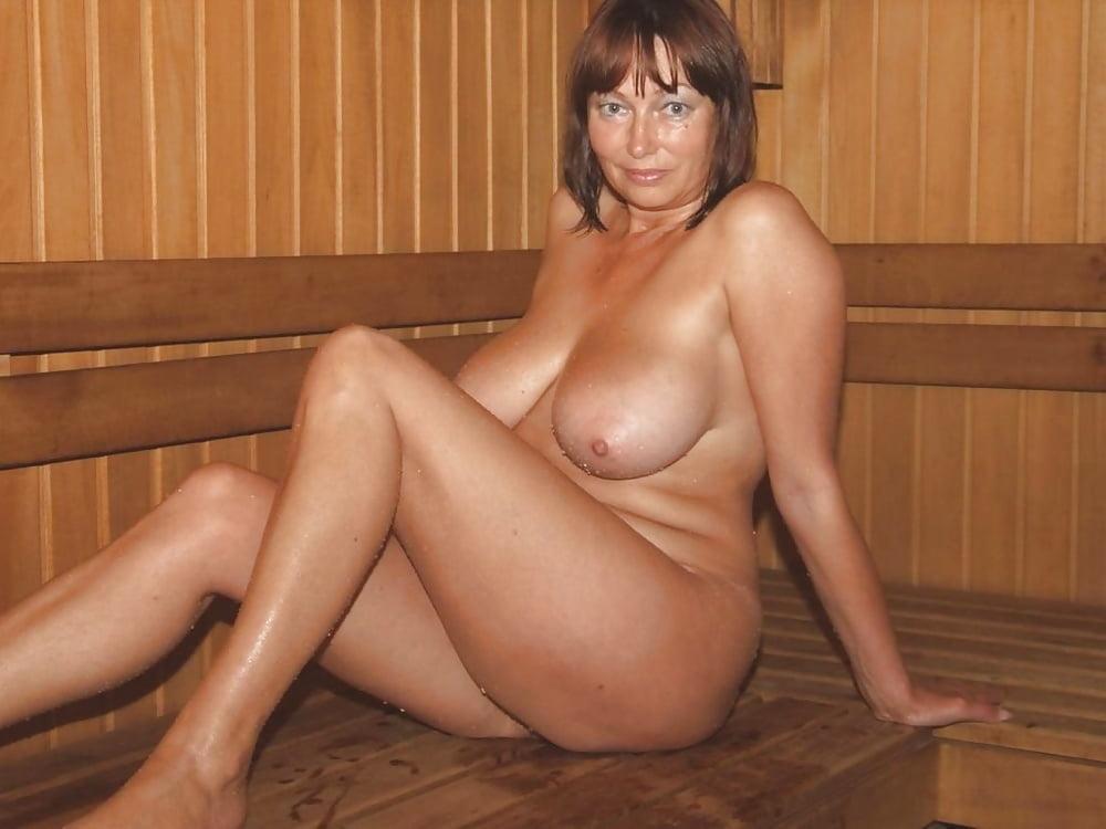 Korean sauna naked