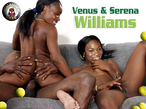 Serena williams porn words
