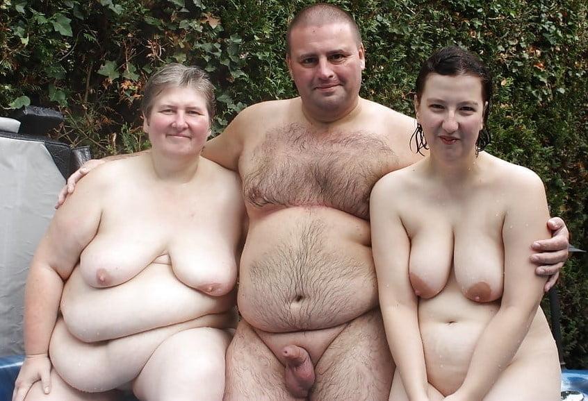 Senior and fatty nude pics