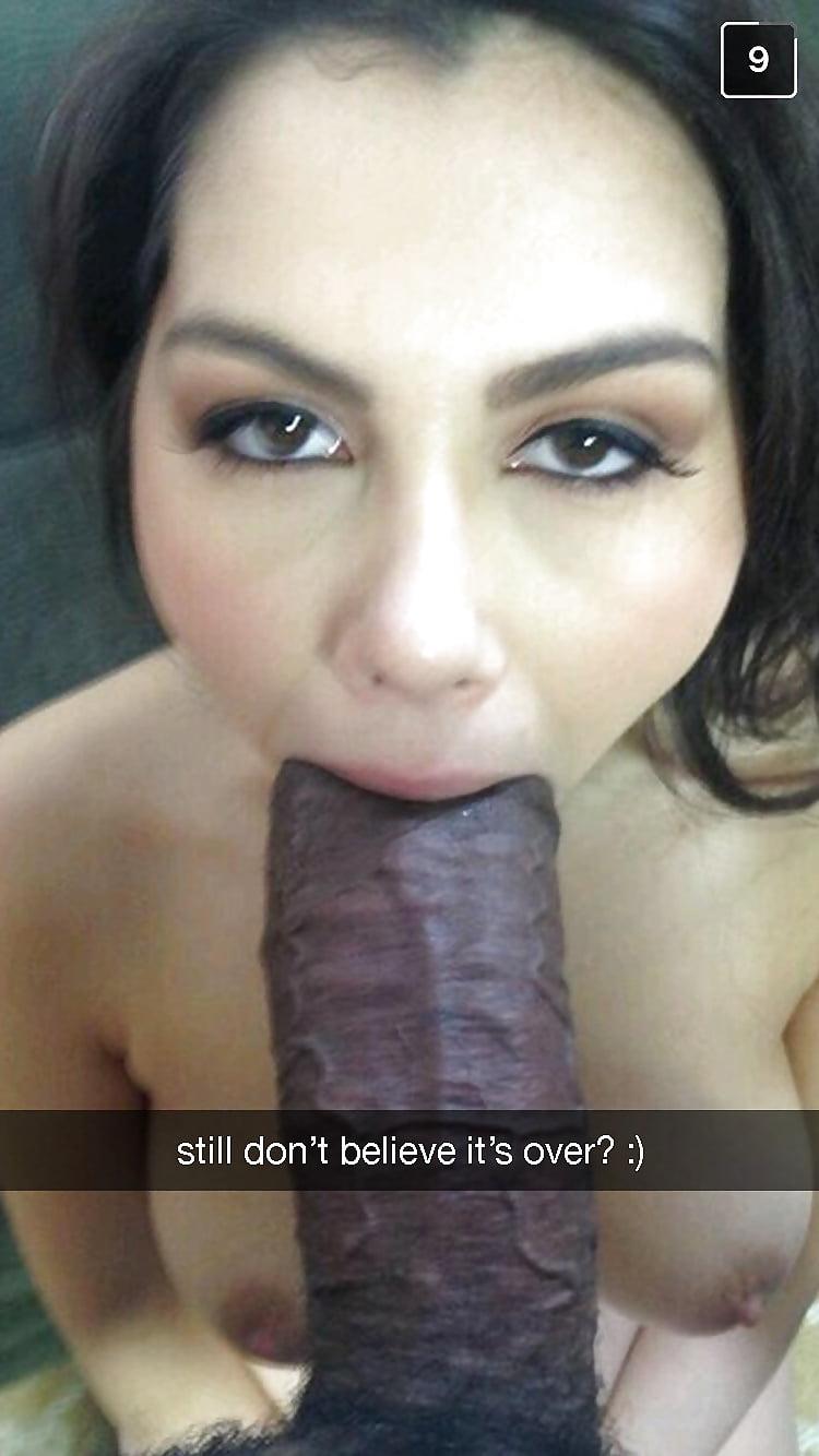 Pretty Ebony Girl Sucking Dick
