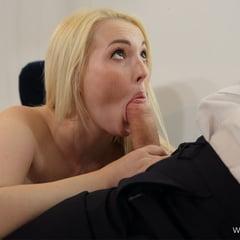 Perfect Ass Czech Babe Horny For Her Boyfriends Cock