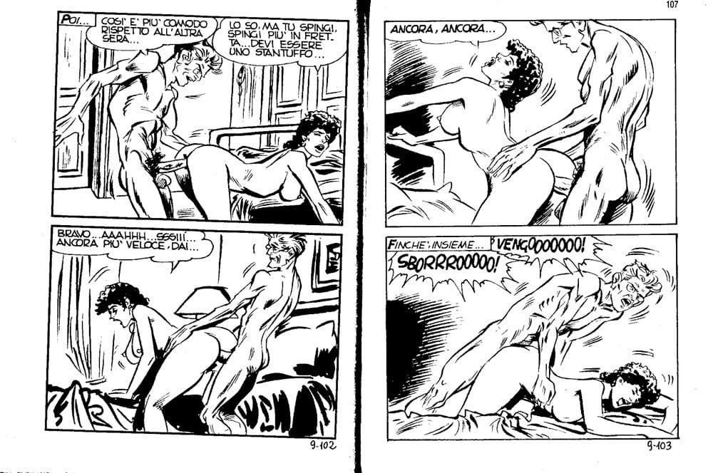 Old Porn Comics