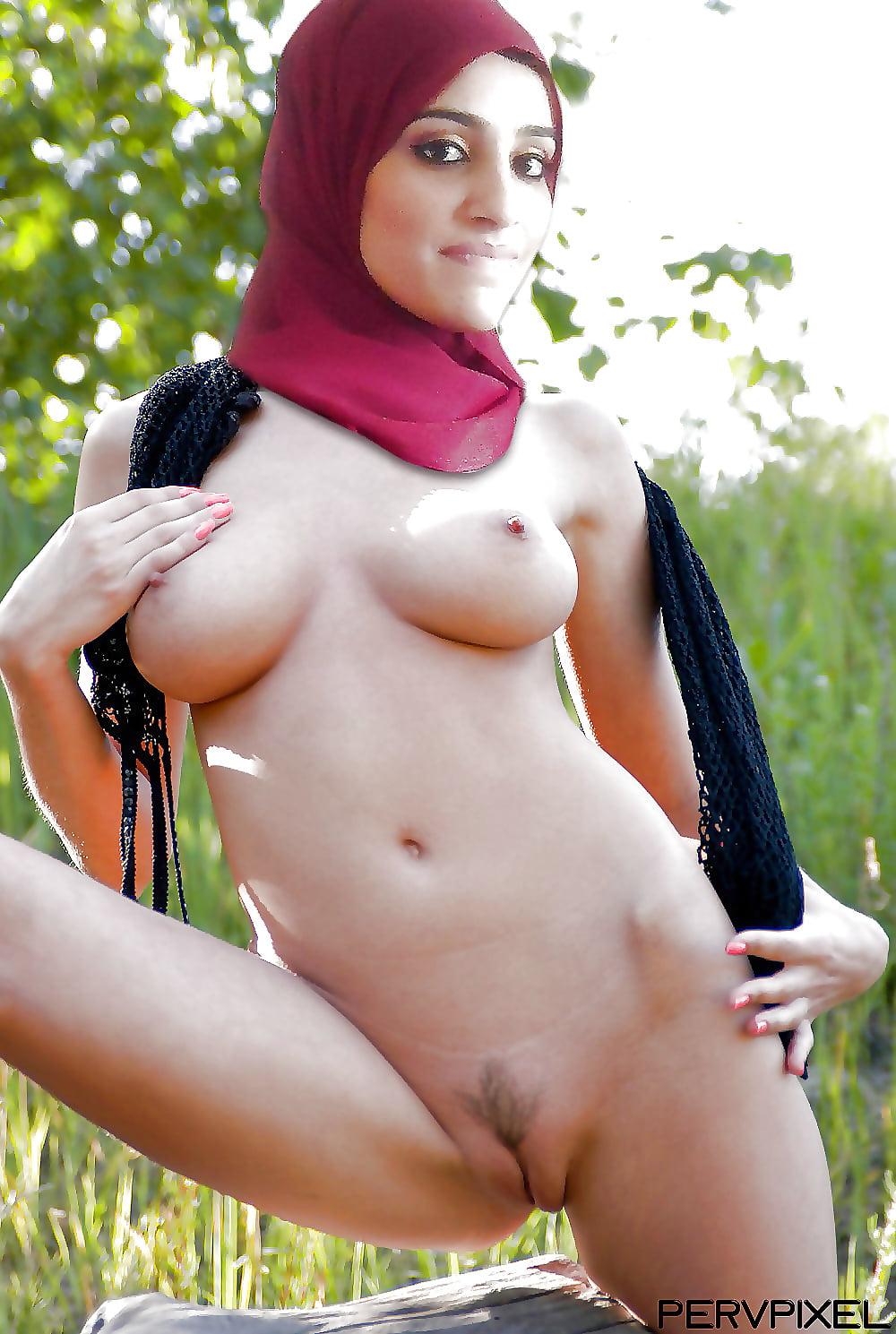 Muslim girl pussy