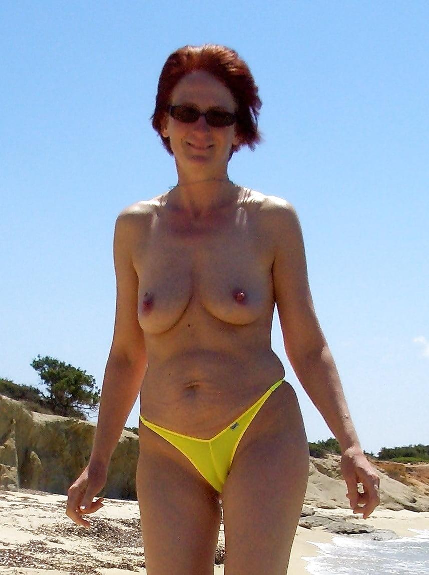 Free Mature Bikini Pictures
