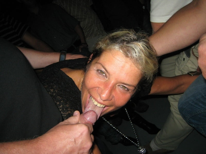 Her First Time Getting Cum In Mouth