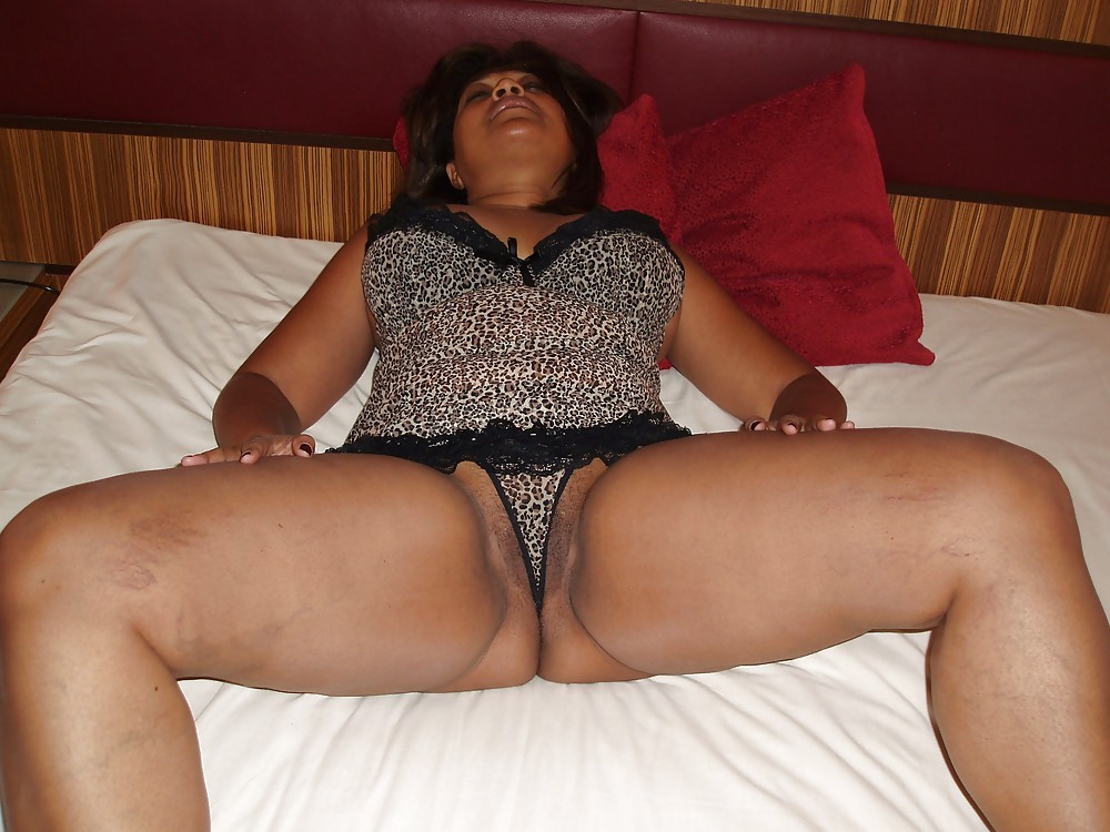 Thick Mexican Woman With Huge Legs