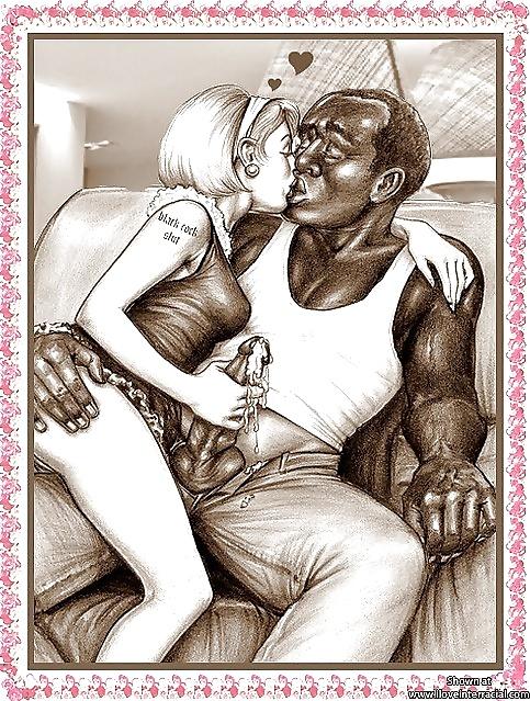 Hot White Girl Fucks Black Guy