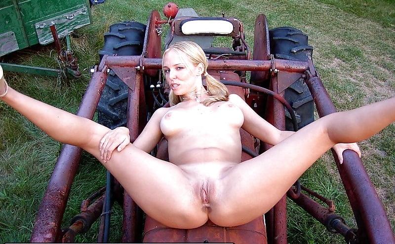 трактора видео порно - 5
