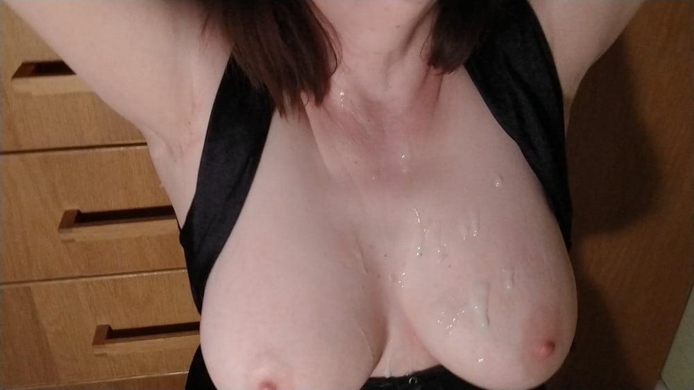 Tits covered in spunk compilation tnaflix porn pics