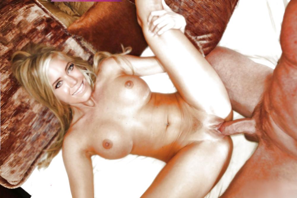Sylvie meis titten nackt