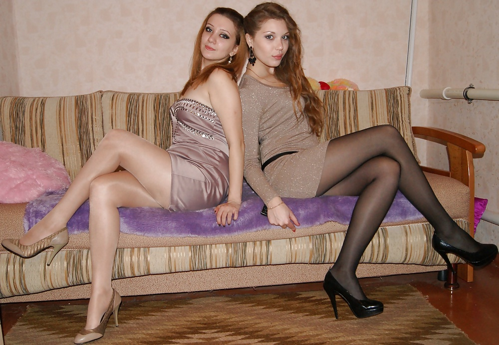 Soon my free pantyhose gallery was, sisters showed me her pussy