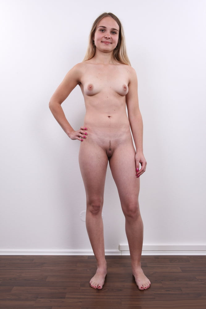 Full frontal nude stock images and photos