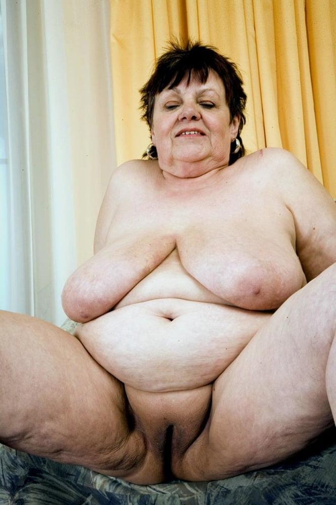 Hairy Fat Granny, Hot Granny Pussy