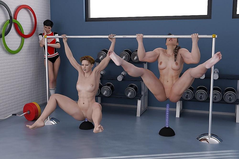 Секс соревнования и порно приколы — 13