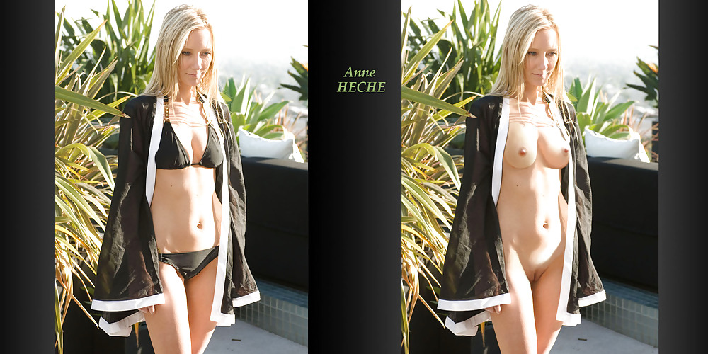 Anne heche sexy bikini pictures horny rough