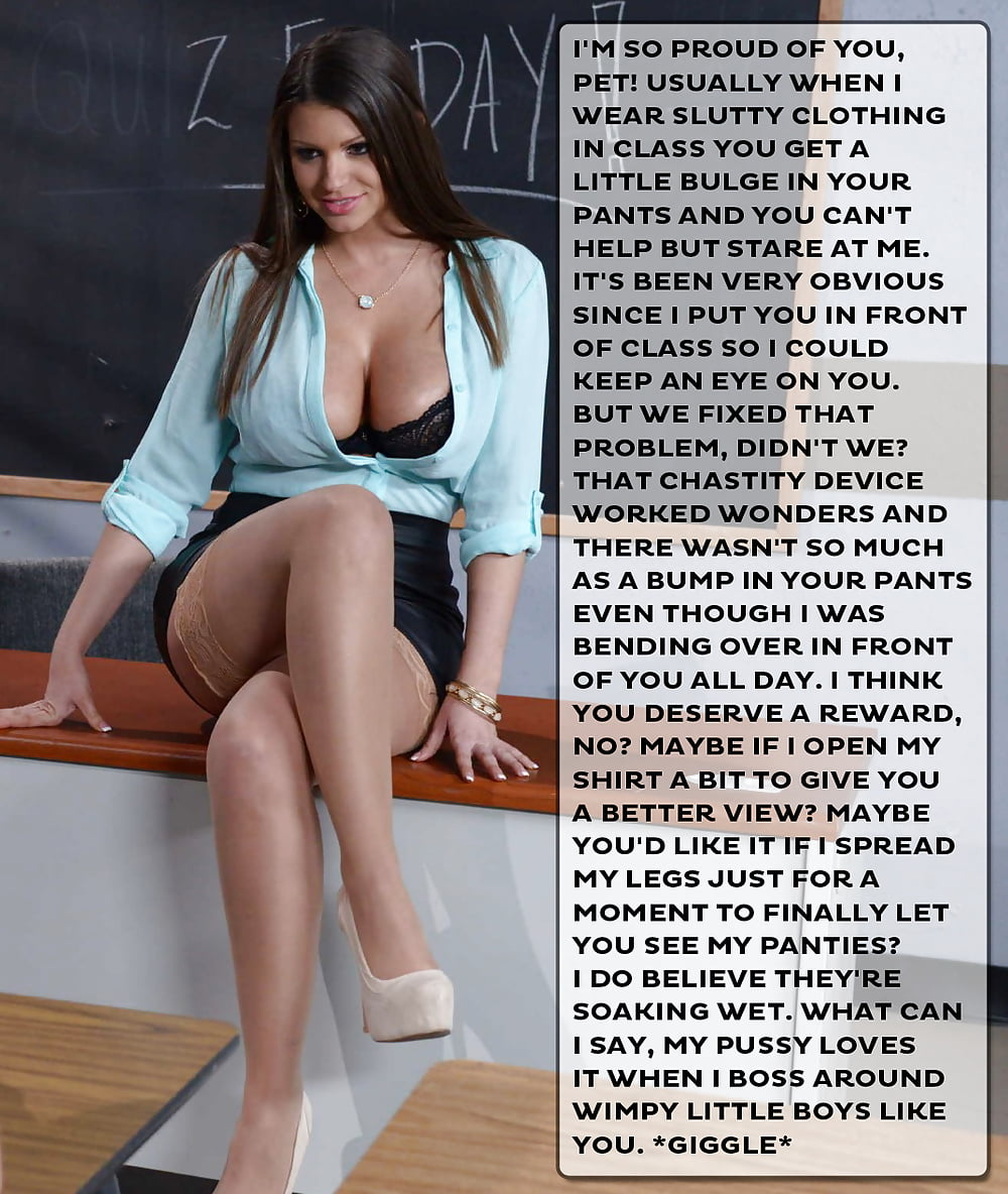 Girls femdom teacher stories military boobs