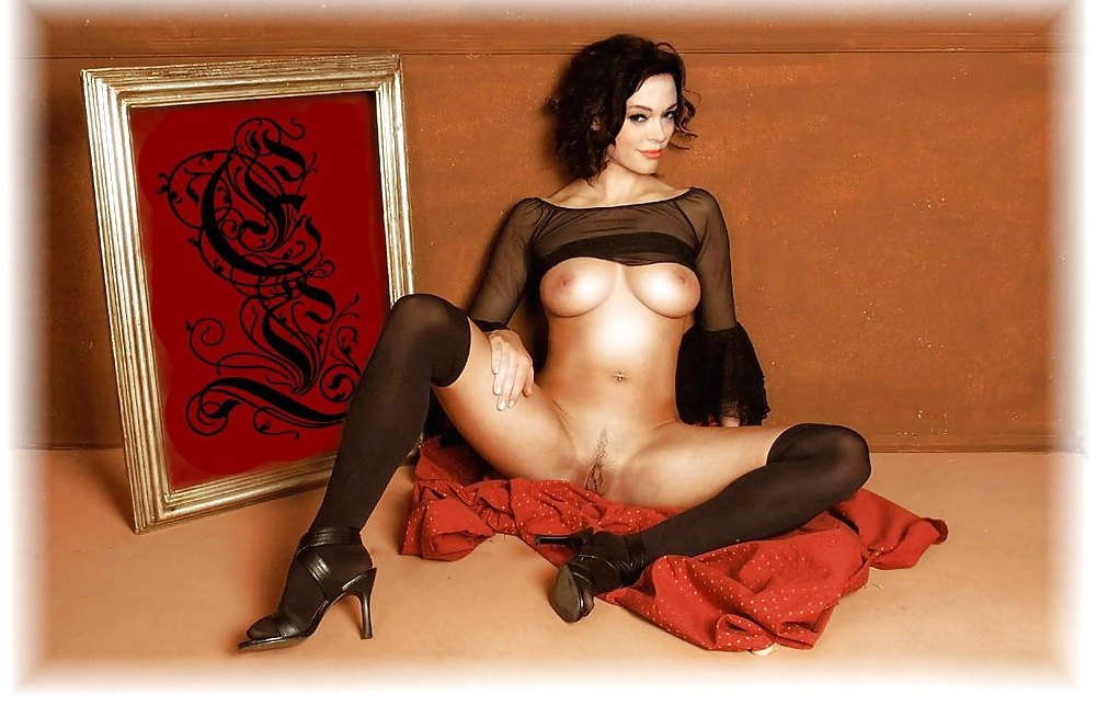 Rose mcgowan nude leaked the fappening