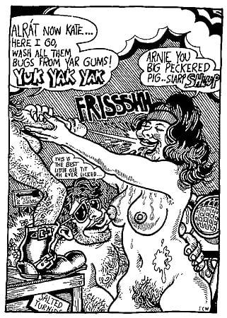 Robert Crumb Porn
