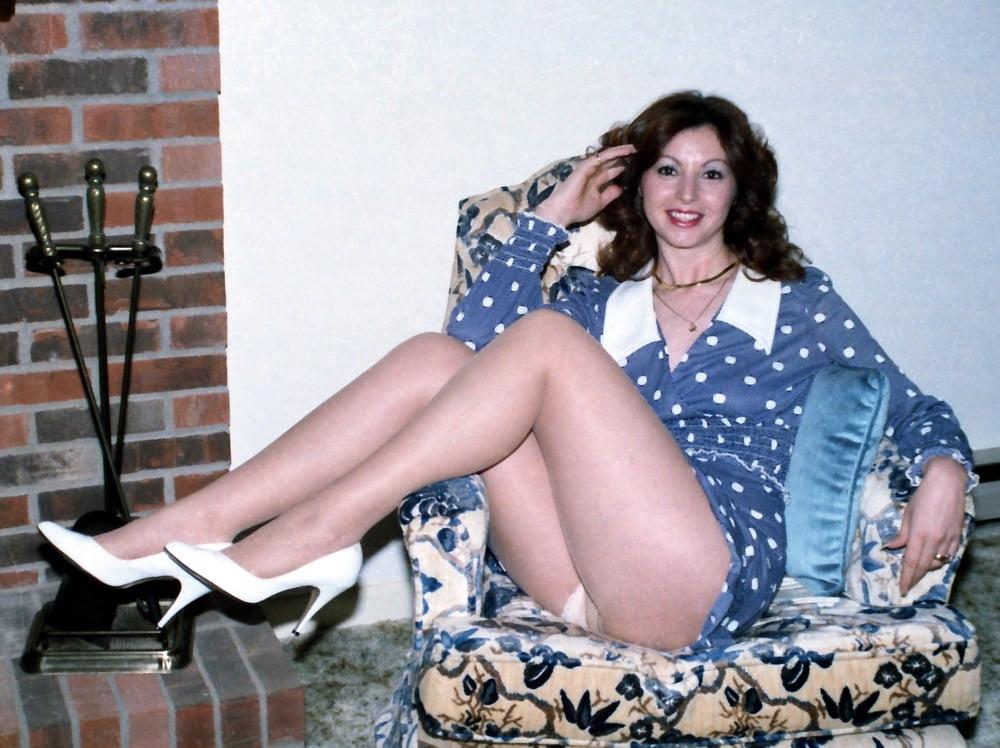 Vintage Pantyhose - 113