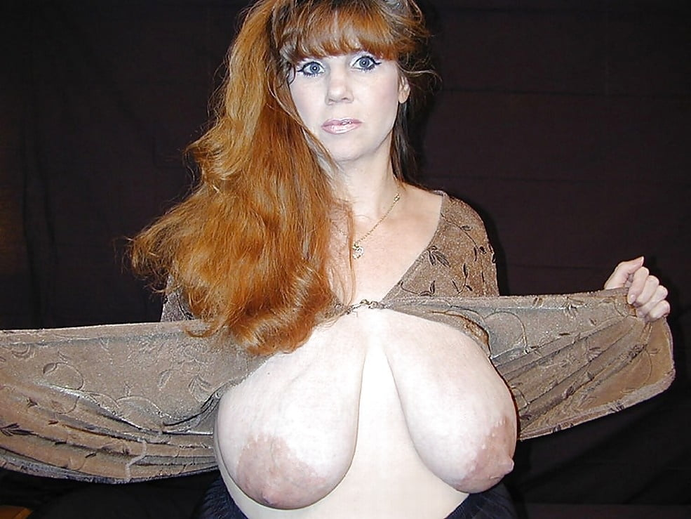 Outrageous Big Tits Natural Tits In Public