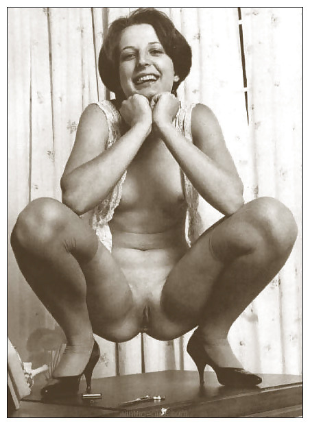 Vintage Shaved Beauties 3 - 46 Pics - Xhamstercom-8228