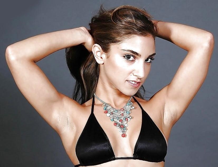 Sexy Armpit Hair Woman Photos