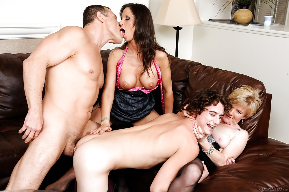 Real Wife Swap Sex Party Pics