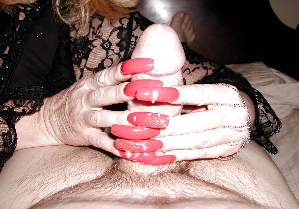 фото ногтей порно