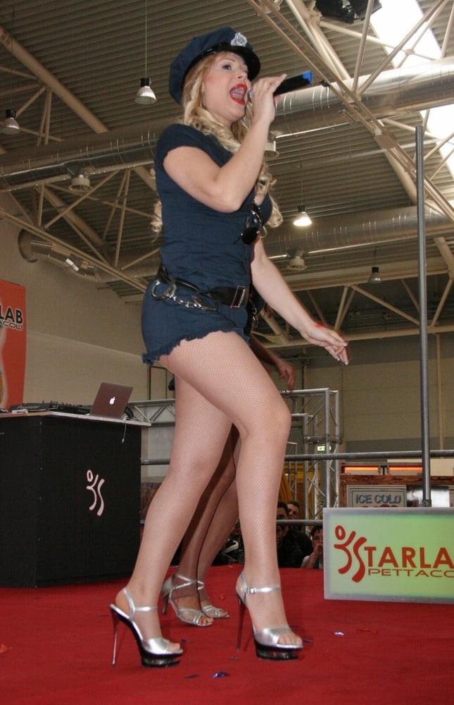Car Show Pantyhose (Dancers)