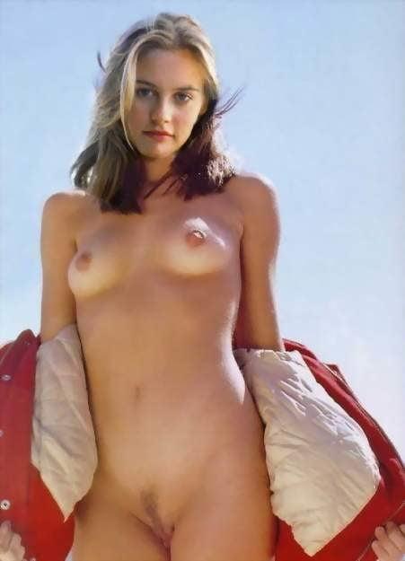 Alicia Silverstone Naked Photos Naked Celebs