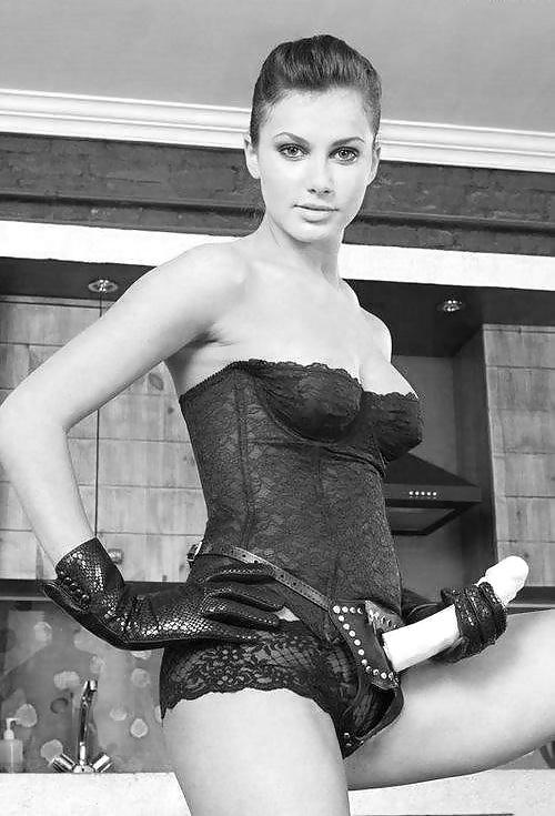 Perfect Storm - Beautiful Women Wearing Strapons - 21 Pics -5858
